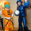 Kite and Mega Man