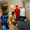 Mega Man, Kite, Ryu, M. Bison, Dr. Wily, and Rikiya Busujima