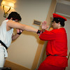 Ryu and M. Bison