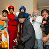 Kite, Ryu, M. Bison, Rikiya Busujima, Mega Man, Dr. Wily, and Chris Redfield