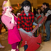 Princess Bubblegum and Marshall Lee