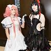 Madoka Kaname and Homura Akemi