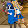 Juvia Lockser and Lucy Heartfilia