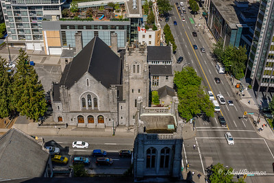 First Baptist Church - Vancouver