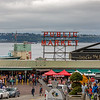 Pike Place Market from Pine Street
