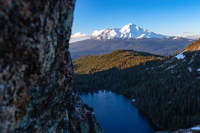 Mount Shasta & Castle Lake