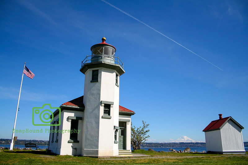 Point Robinson Lighthouse, Vashon Island