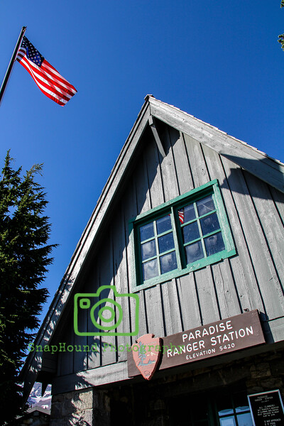 Mt Rainier Ranger Station
