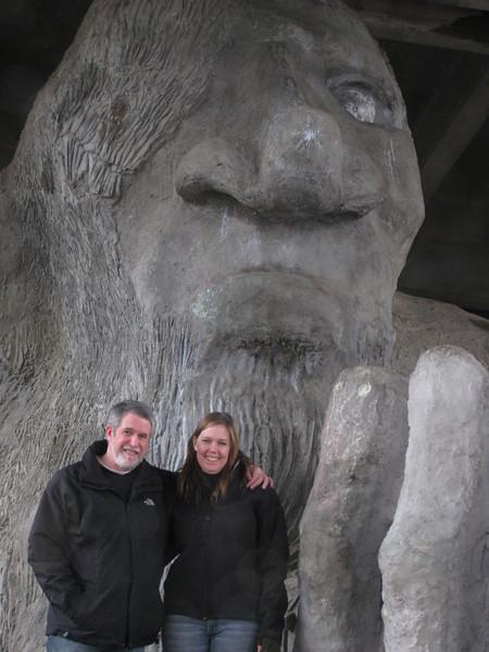 Bob & Karen.