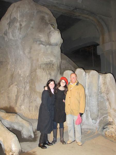 Jason, Amelia & Natasha.