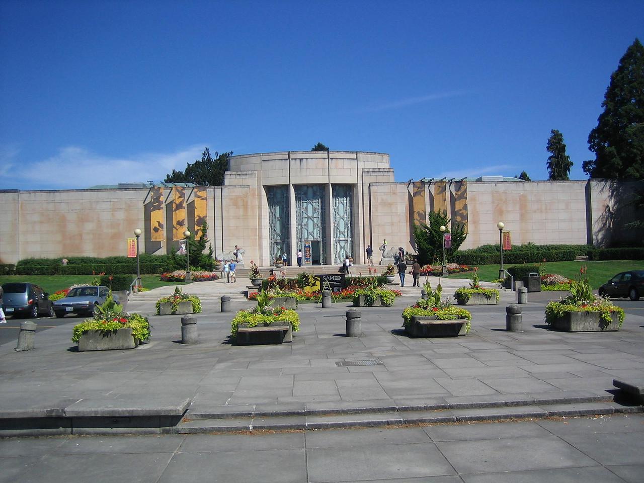Seattle Asian Arts Museum