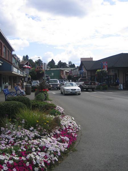 Poulsbo street