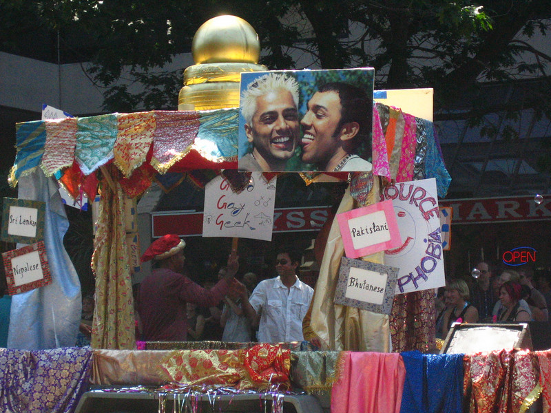 The gay Bangaleshians...