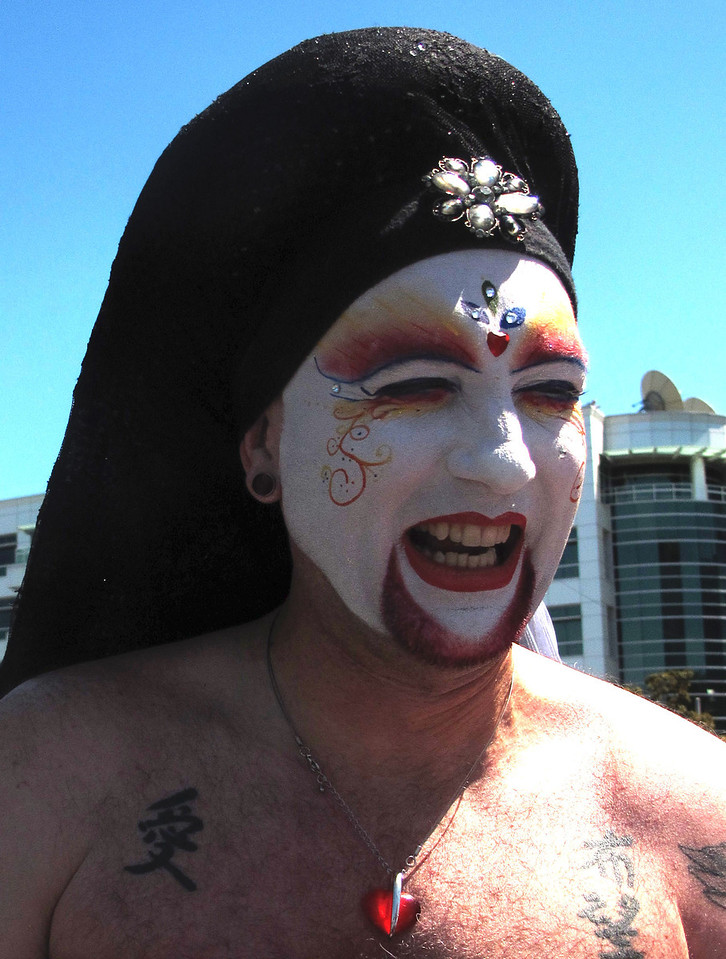 Another Sister of Perpetual Indulgence.
