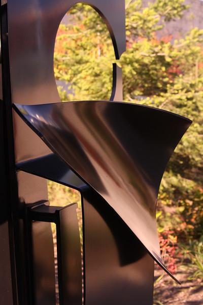 Sculpture reflections