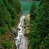 Gorge Lake and Creek