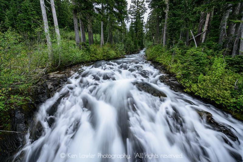 Upper Nareda Falls