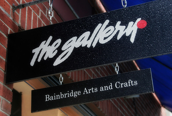 The Gallery-Bainbridge Arts and Crafts-