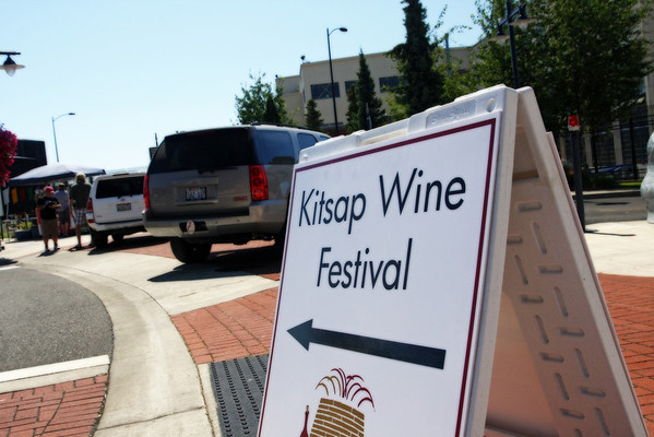 Kitsap Wine Festival 2011
