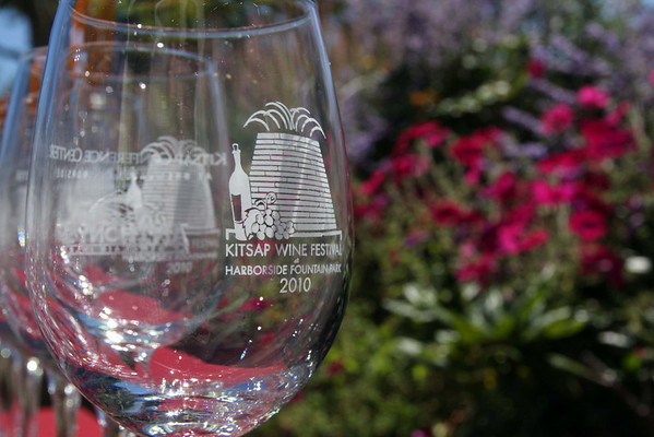 Kitsap Wine Festival 2010
