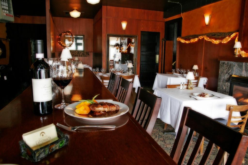 Dining Restaurants Wine Food Theothertom