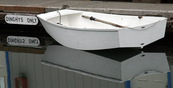 Dinghies and Dinghy-ing Around The Northwest