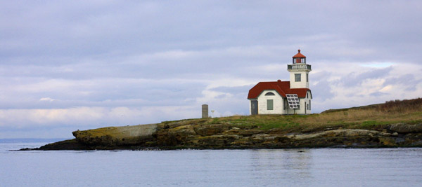 Patos Island in the San Juan Islands