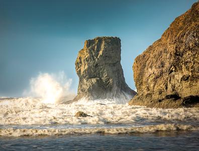 Wave Action at La Push