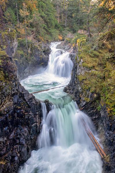 Qualicum Falls, Nanaimo