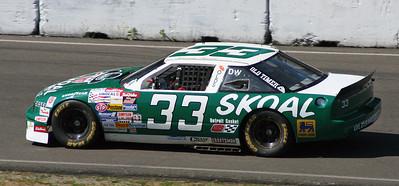 Ex-Harry Gant Olds, driven by Matt Parent