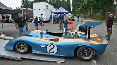 A one-off Ford CanAm car