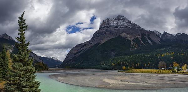 Mt. Stephen Pano, Banff, Canada