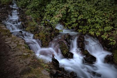 Lower Wahkeena Falls, Oregon
