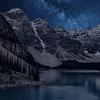 Moraine Lake, Banff Nat'l Park, Alberta, Canada
