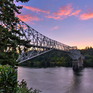 Bridge of the Gods, Oregon