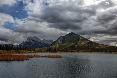 Vermilion Lake, Banff