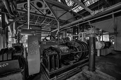 Machine Barn - Gasworks Park, Seattle