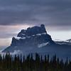 Castle Rock, Banff Nat'l Park, Canada