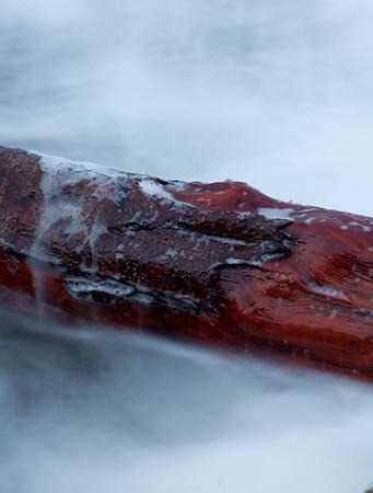 Foamy red