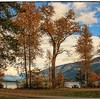 Kootenay Lake in the Fall