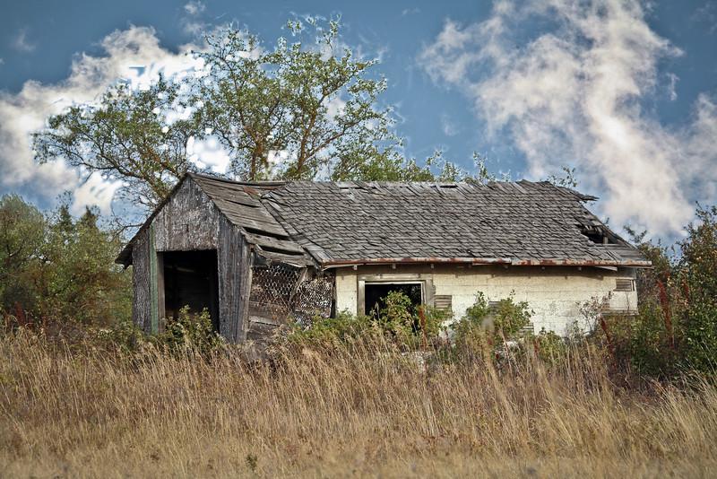 Old relic - near Spokane