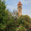 Clock Tower - Riverfront Park - Spokane