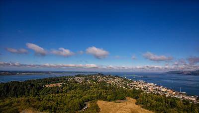 Panorama Warrenton - Astoria Oregon