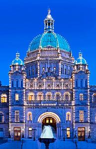 Parliament building Victoria, BC
