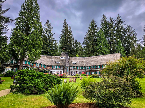 Historic Lake Quinault Lodge, Washington State