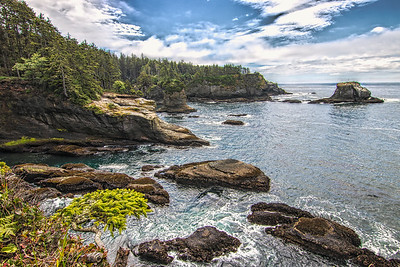 Cape Flattery, Washington State