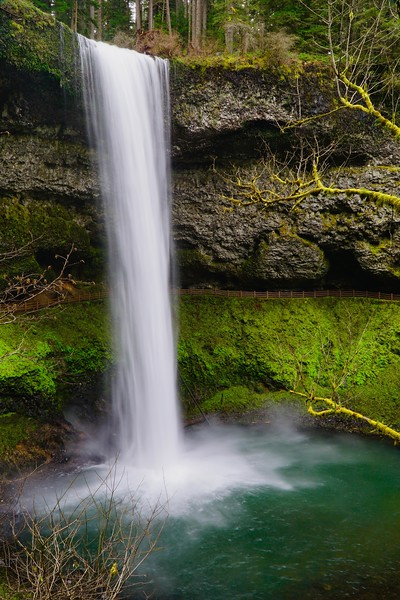 South Falls, Silver Falls State Park