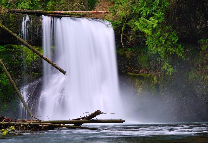 Upper North Falls, Siver Falls State Park