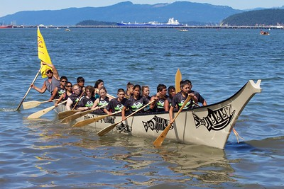 2015 Canoe Journey