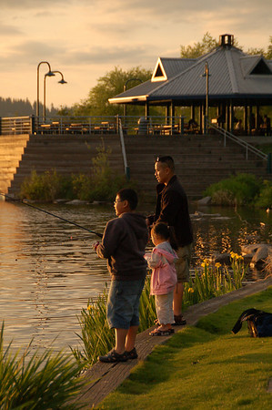 Gene Coulon Memorial Beach Park, Renton